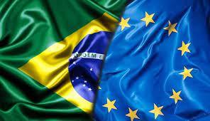 A relação comercial Brasil x Europa