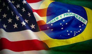 A relação comercial Brasil x Estados Unidos