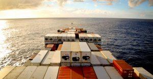 As distâncias no transporte internacional